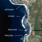 Lakey map
